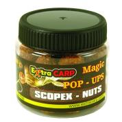 Extra Carp Boilie Pop Up Scopex-Nuts 16mm/100g