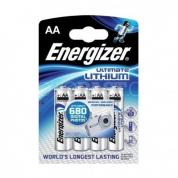 Baterie Energizer Ultimate Lithium 1,5V (AA) - 4 KS
