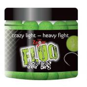 Fluo Pop Ups - 100 g/16 mm/zelené, Mušle