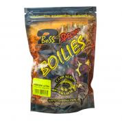 Boilies Boss2 SPECIÁL - 200 g/20 mm/Brusinka