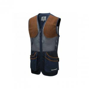 Strelecká vesta Shooterking Clay Summer Vest Blue SV1602
