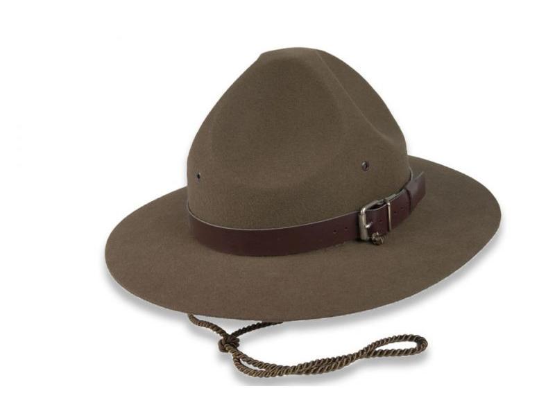 60a2f7ffe11 Skautský klobouk TONAK - VSEPROLOV.CZ