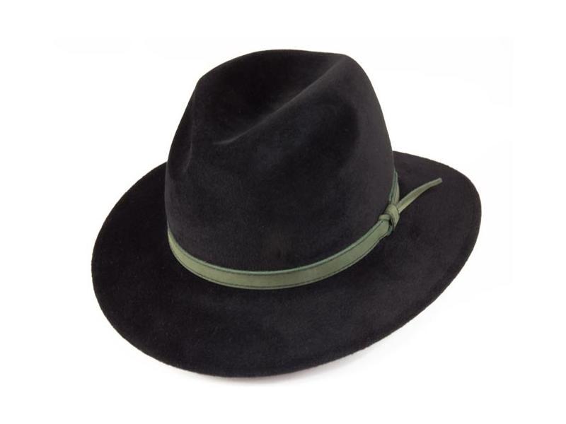 87ac5416451 ... luxusní plstěný klobouk (10961 10)